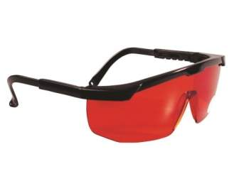 1-77-171</b> - GL-1RED LASER GLASSES IN PLASTIC BAG