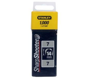 "1-CT109T</b> - 14MM/9/16""CABLE STAPLES X1000 7CT100"